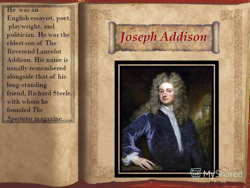 comment on addison s prose style academy comment on addison s prose style academyacademy