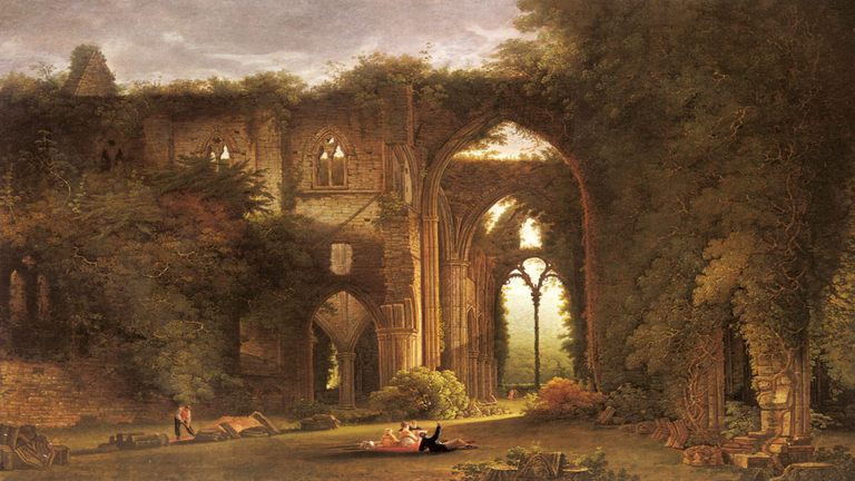 "essay on tintern abbey An analysis of william wordsworth's ""tintern abbey"" william wordsworth's poem, tintern abbey, basically depicts his perception and relationship with nature - an analysis of william wordsworth's ""tintern abbey"" introduction at the beginning of the poem, the author states that it has been five years since he last visited the location in which he communed."